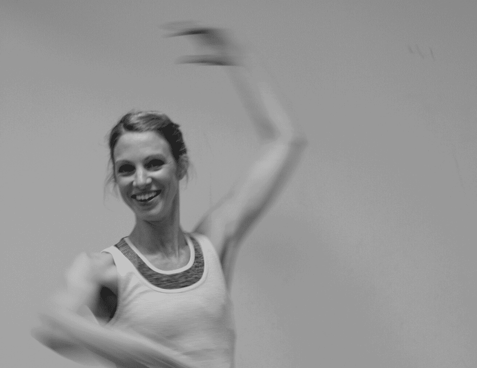Happy hour at the barre – the calming effects of ballet while in (or out of) quarantine