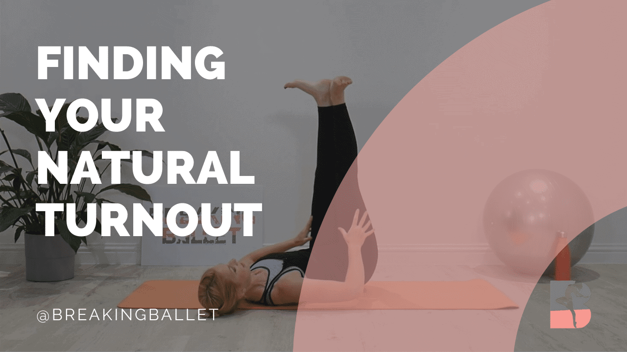 Find your natural turnout